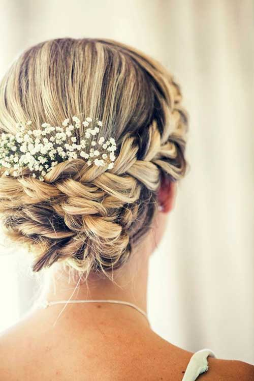 25 Best Hair Updos 2015 2016 Hairstyles Amp Haircuts