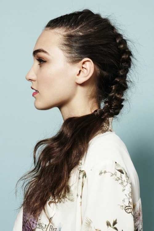 25 Latest Braids Hairstyles Hairstyles Amp Haircuts 2016