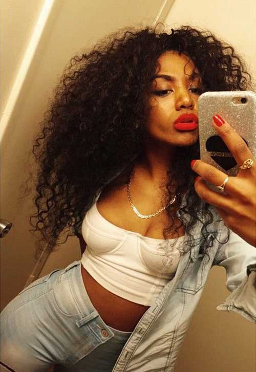 20 Afro Weave Hair Hairstyles And Haircuts Lovely