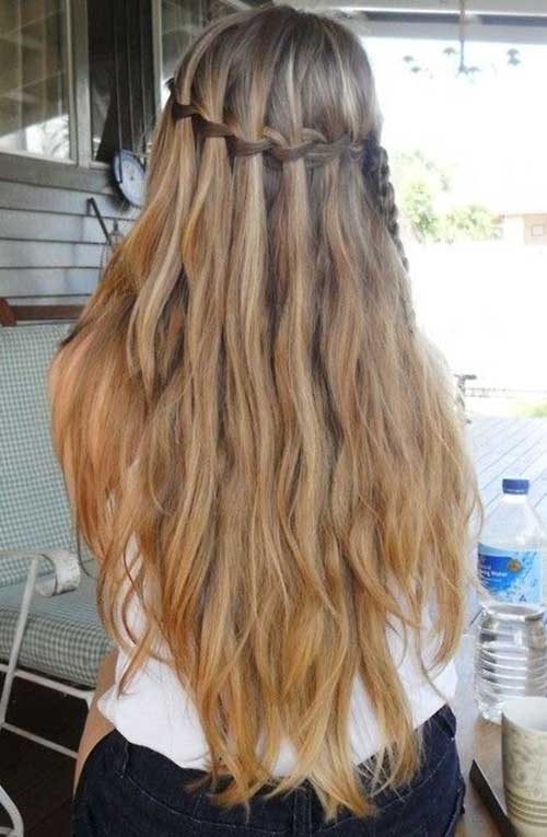 20 Cute Summer Hairstyles For Long Hair Hairstyles