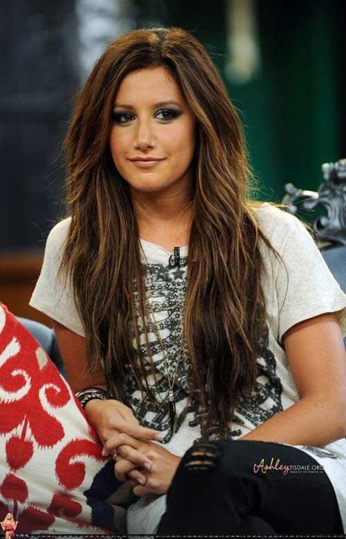 25 Long Dark Brown Hairstyles Hairstyles Amp Haircuts