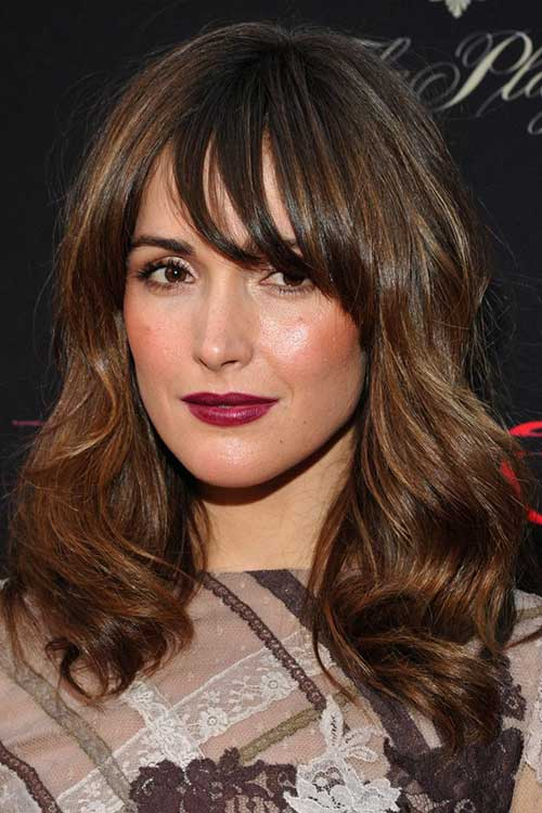 20 Haircuts For Long Oval Faces Hairstyles Amp Haircuts
