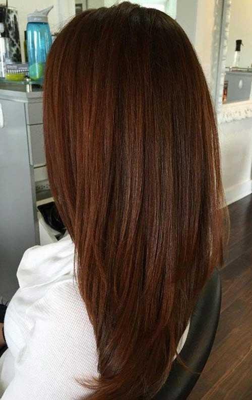 35 New Long Layered Hair Styles Hairstyles Amp Haircuts