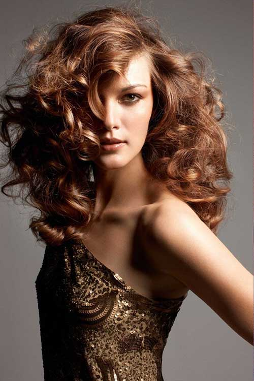 30 Super Long Layered Curly Haircuts Hairstyles And