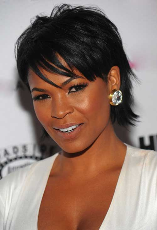 15 Nia Long Pixie Cuts Hairstyles And Haircuts Lovely