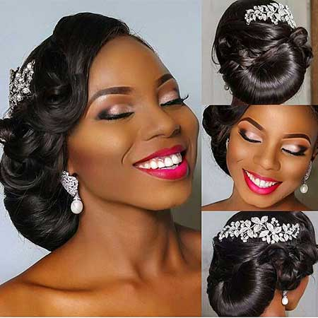 17 super updo wedding hairstyles for black women hairstyles haircuts 2016 2017