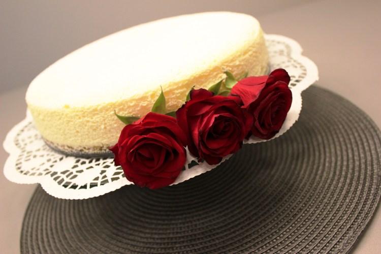 Tarte au fromage blanc – luftiger Topfenkuchen