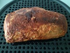 Pulled Pork vom Gasgrill nach 24h marinieren