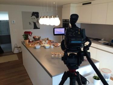 Kamera bei uns daheim