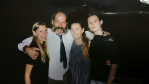 Jaqueline, Aurelia, Papa, Sophie