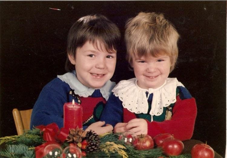 Julie und Martina