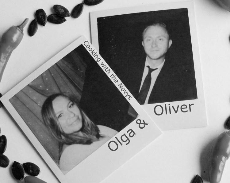 *Türchen Nummer 4*: Meine liebe Olga & Oliver von Novy's Kitchen