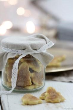 Kekse mit Zimt