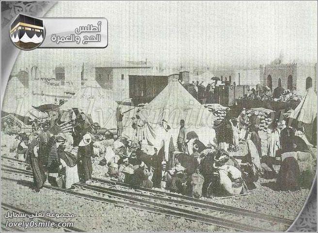 طريق الحج عبر سكة حديد الحجاز
