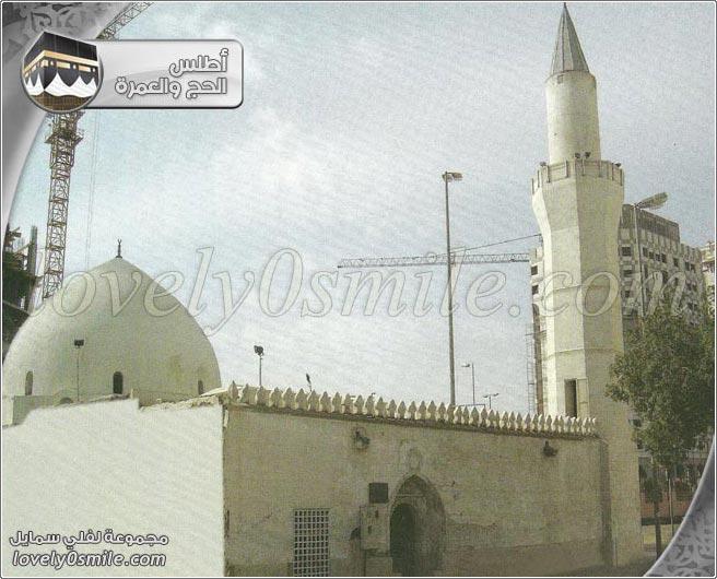 مسجد عمر بن الخطاب ومسجد علي ب