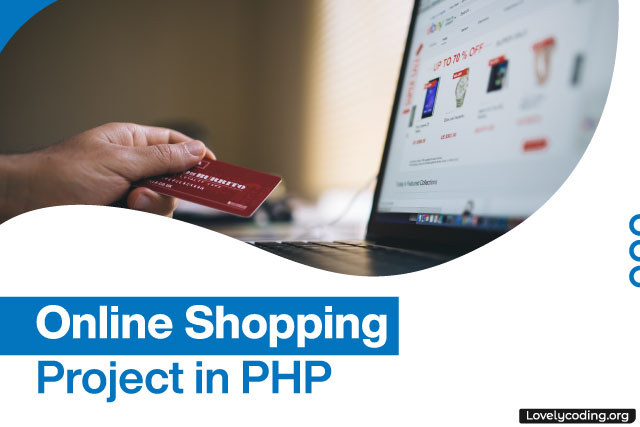 Online Shopping Project in PHP