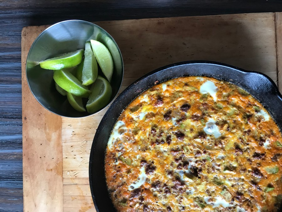 Food network champion shares paleo whole30 chorizo avocado quiche since i interviewed lees summit barbecue pitmaster megan day for this months lees summit lifestyle magazines food and wine issue about her experience on forumfinder Image collections