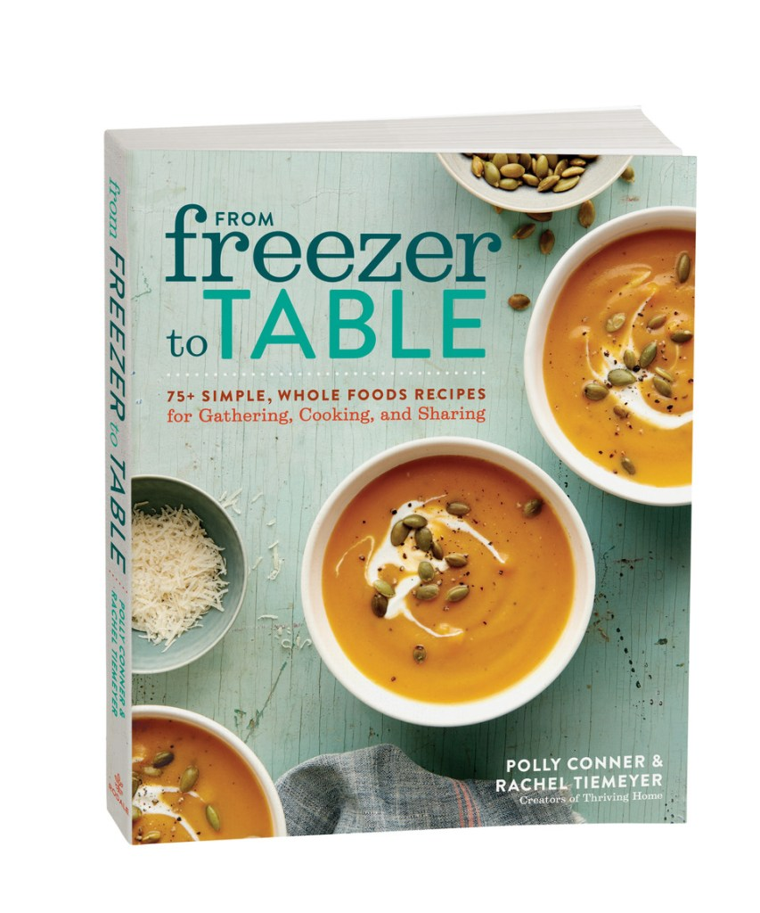 From Freezer To Table book