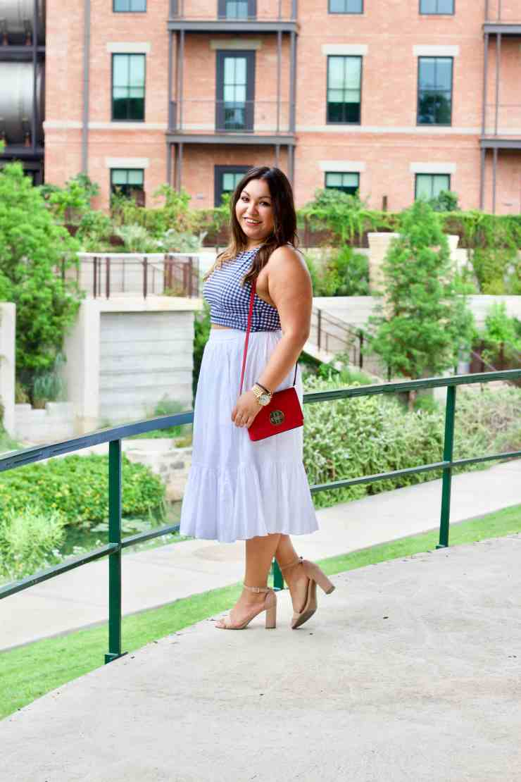 4th of july outfit inspiration, 4th of july, 4th of july look