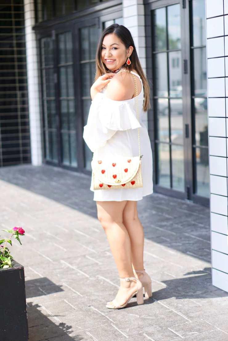summer trend, cute summer clothes, cute summer trends, summer trends 2017, cold shoulder dress, shein dress