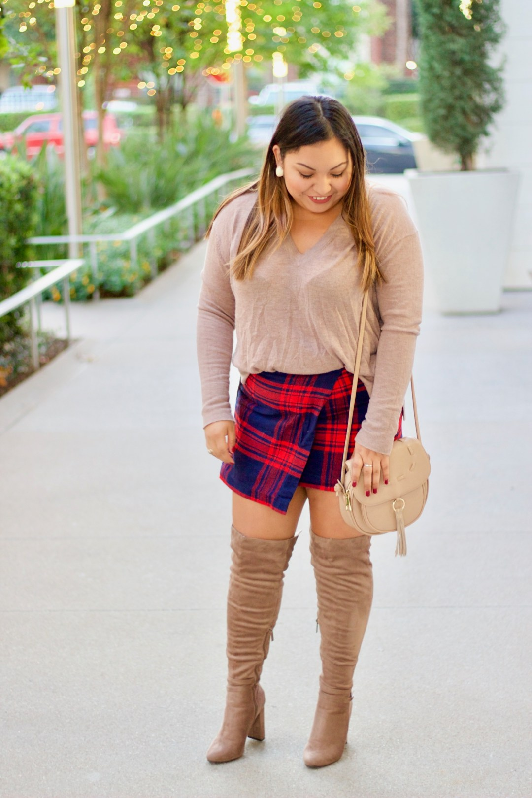 Lovelysilvia - Plaid Skirts for Fall u0026 Winter | Lovely Silvia
