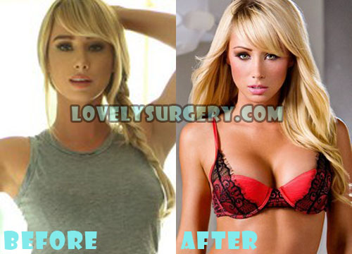Sara Jean Underwood Plastic Surgery Boob Job