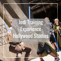 Jedi Training Experience - Walt Disney World Hollywood Studios