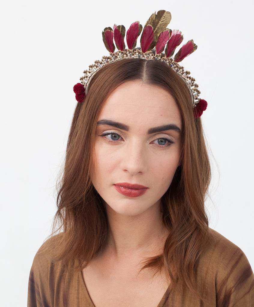 The Prettiest Hair Crowns Headbands Amp Accessories