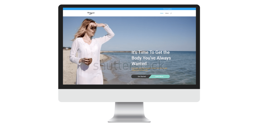 Website Design for Women