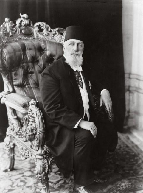SultanAbdulHamidII
