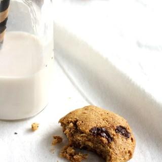 Chunky Monkey Pillow Cookies