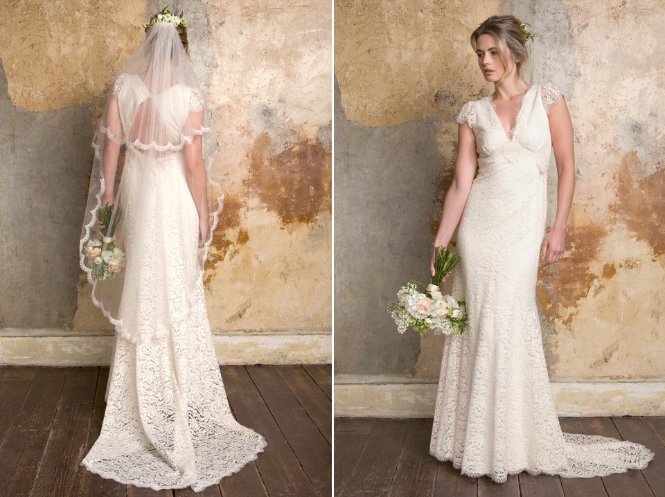 Exquisite And Romantic Vintage Style