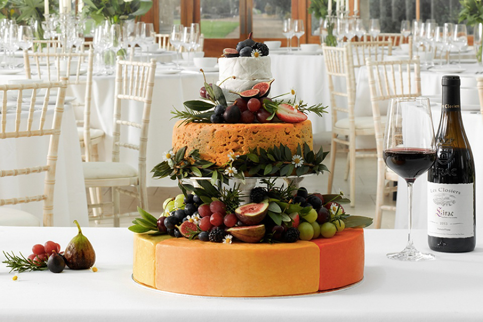marks and spencer shimmering hoop chocolate wedding cake delicious designs wedding cakes by marks amp spencer 17164