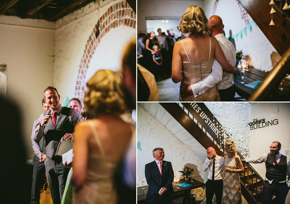 A 1920 S Flapper Inspired Wedding Dress With Tassels