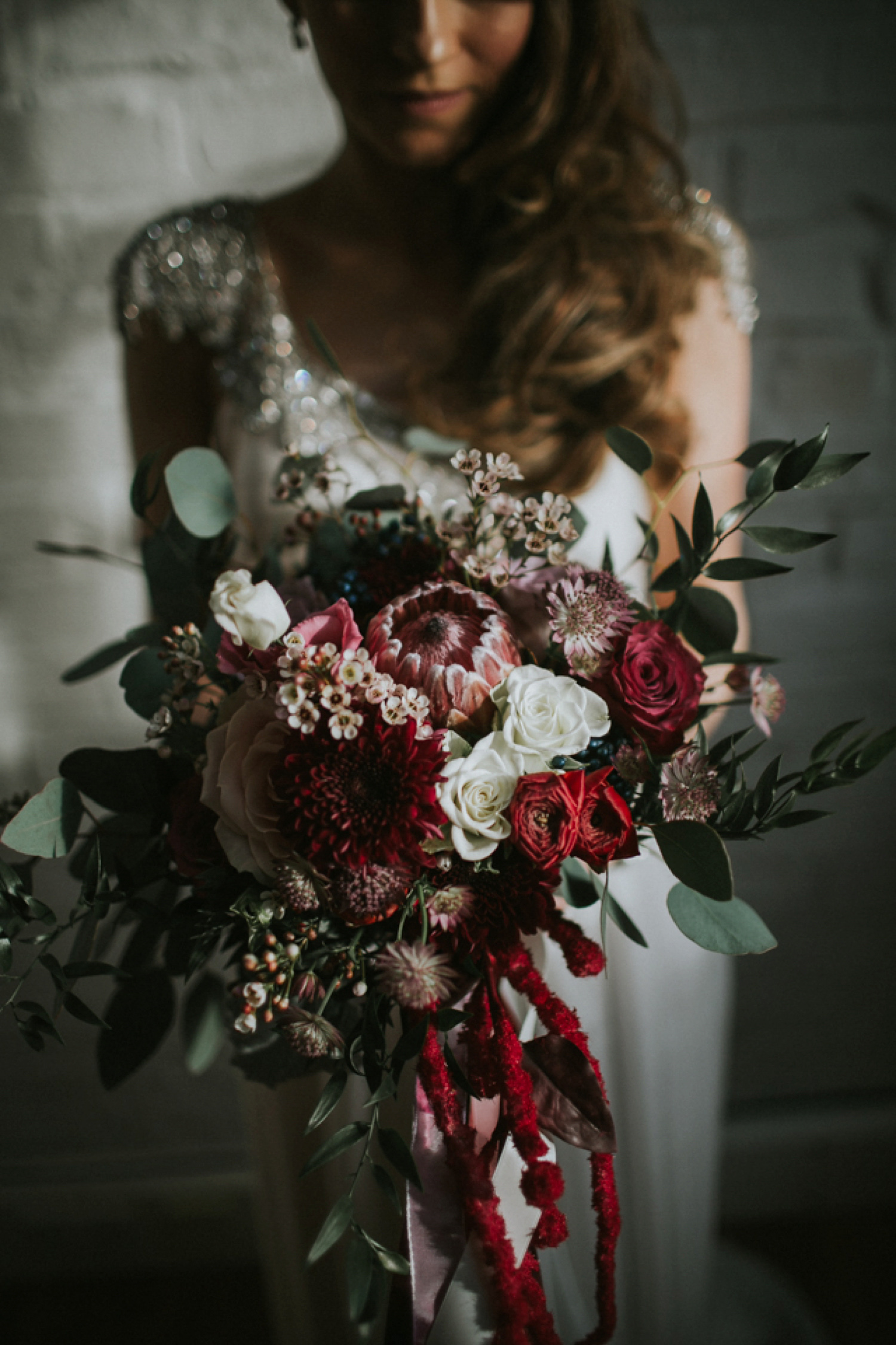 Anna Campbell Vintage Glamour For A 1920s Inspired Rustic