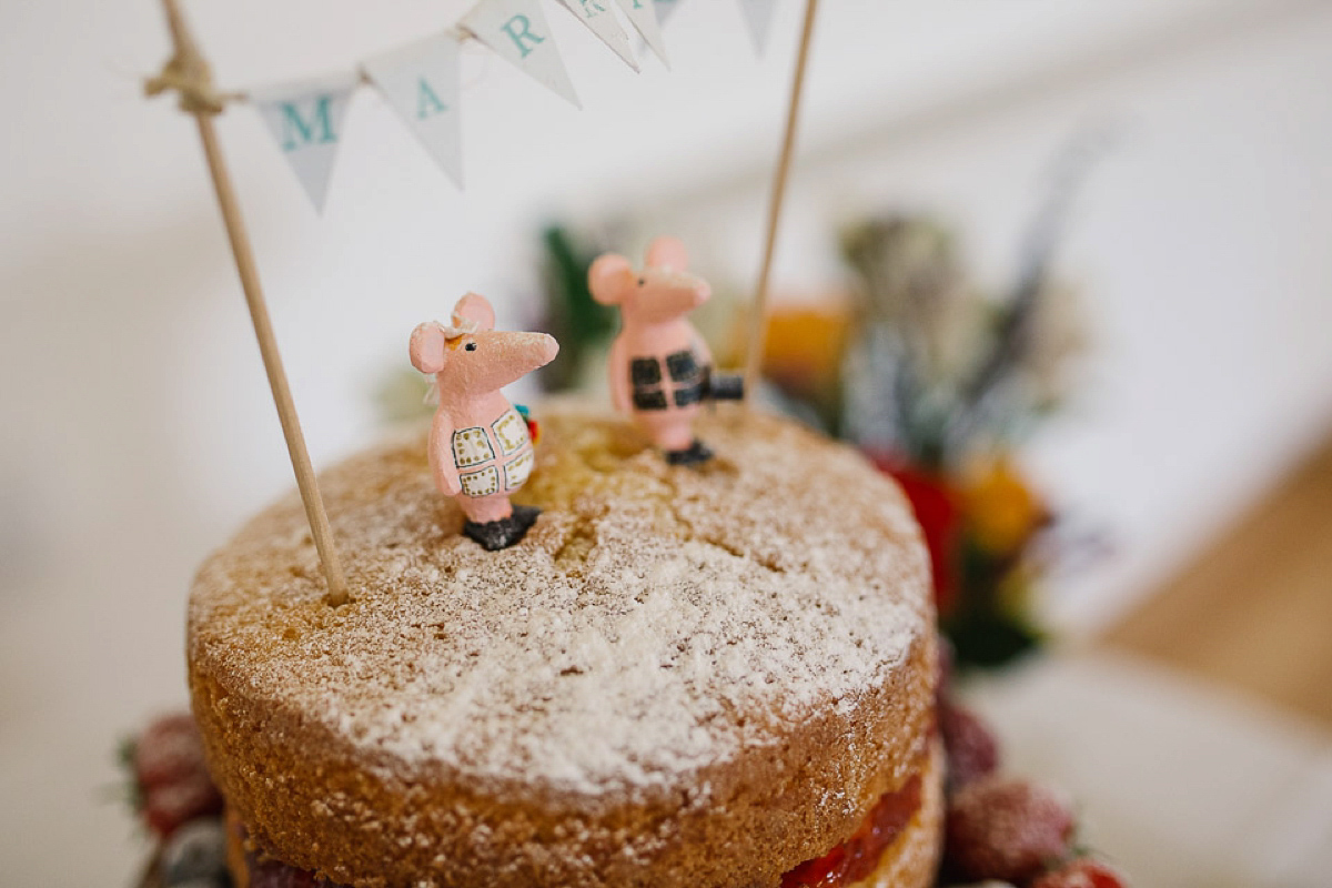 Clangers Cake Toppers