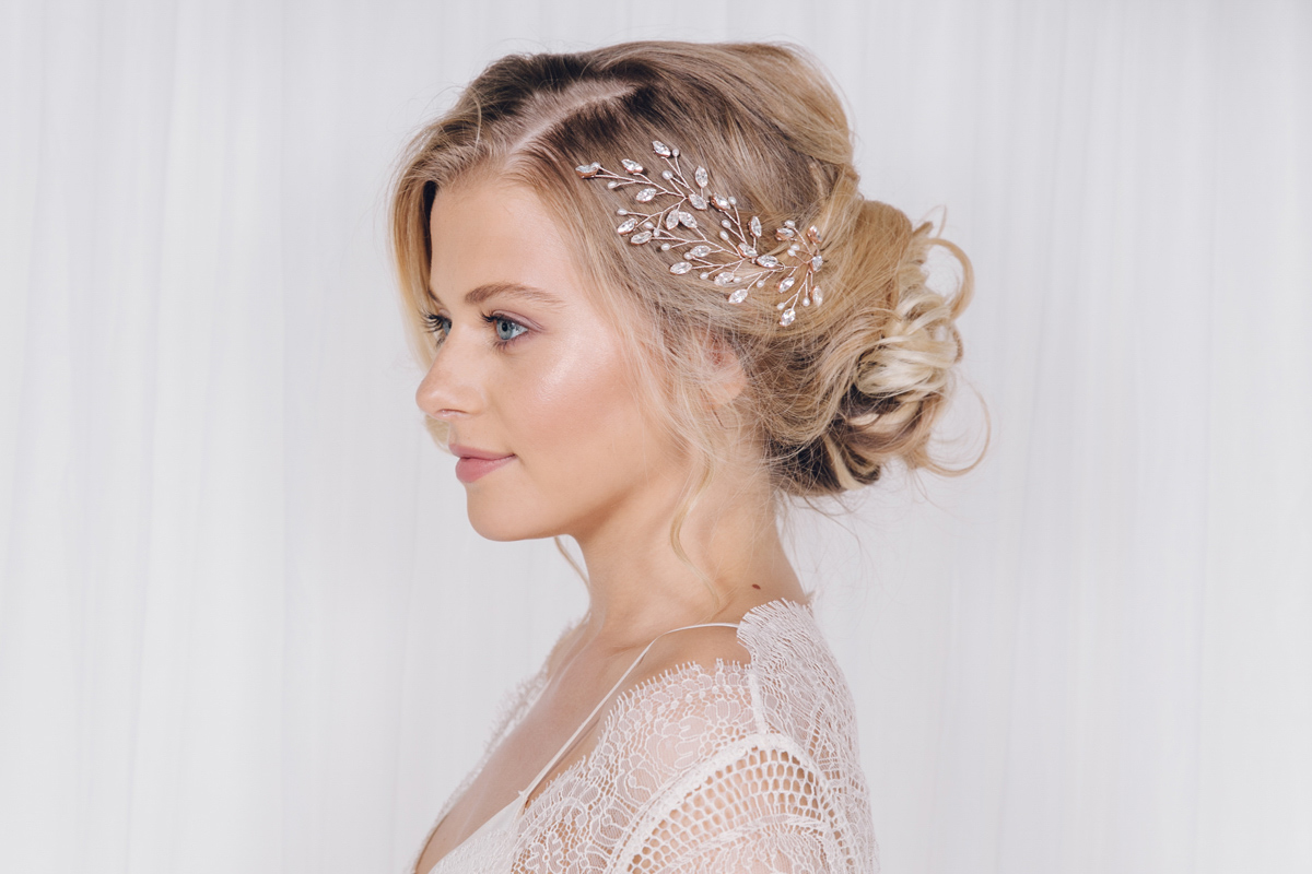 Wild Rose The Luxurious 2017 Bridal Accessories