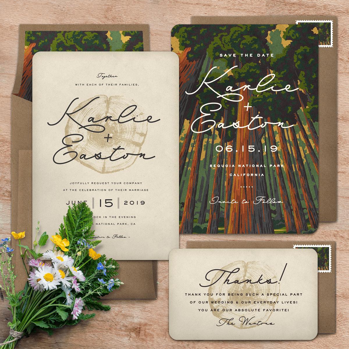 Wedding Invitations Eco Friendly: Introducing Greenvelope.com