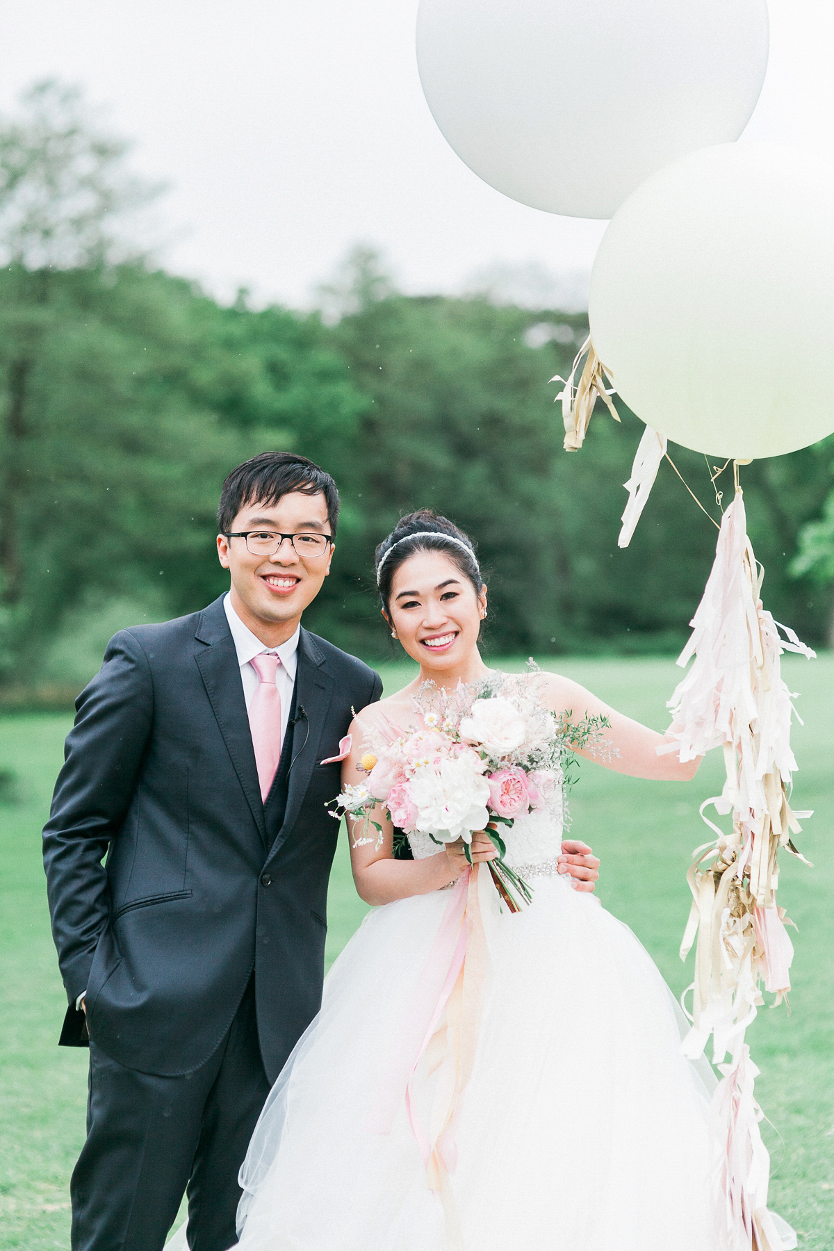An Elegant And Romantic Malaysian Chinese Fusion Wedding