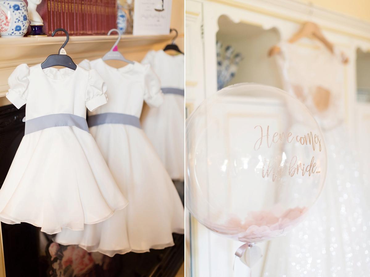 A Berta Bridal Dress For A Magnificent Scottish Castle