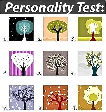 FUN Personality Test