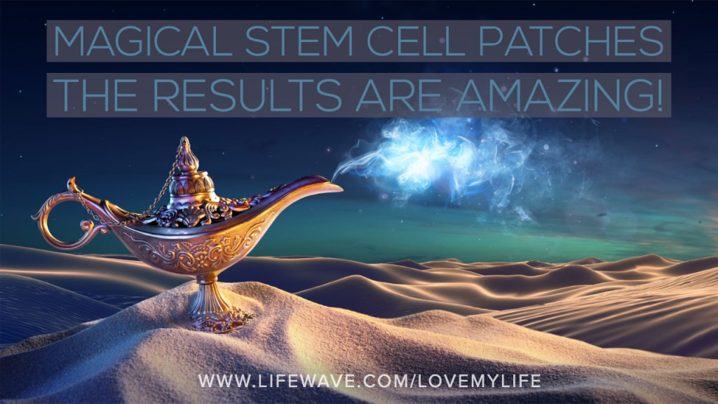 LifeWave Stem Cell Magic