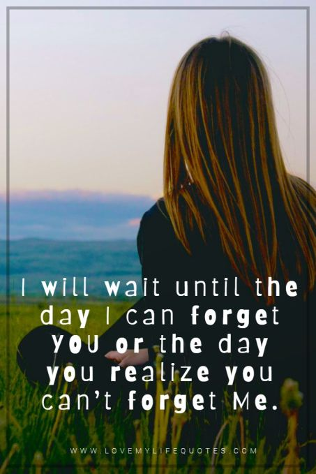 i will wait until the day love failure images