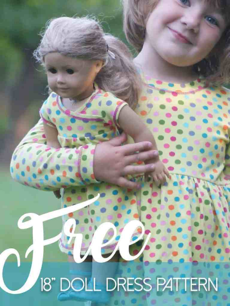 Who doesn't love a free doll pattern?