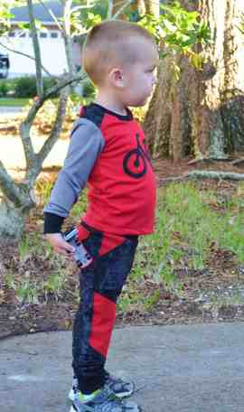 Love Notions Moto-Maxx Collection pants and shirt pdf Pattern