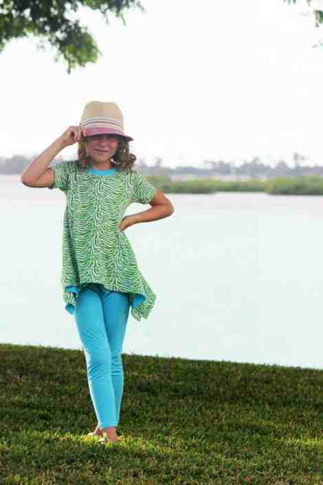 Love Notions Everyday Playdress easy PDF Pattern