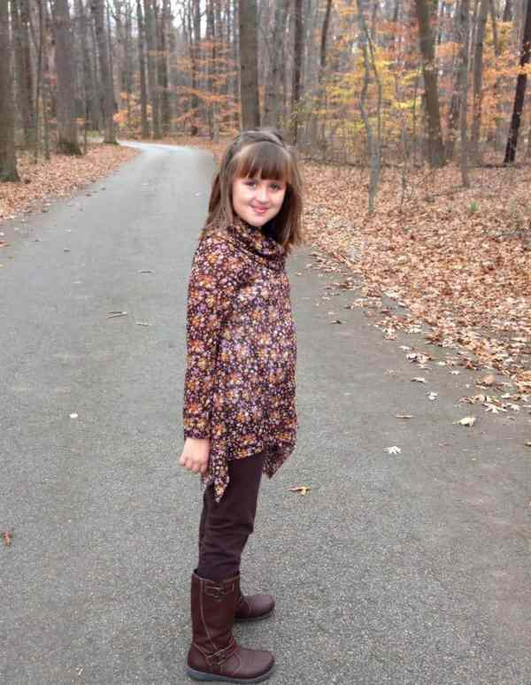 Love Notions Origami Tunic Pattern
