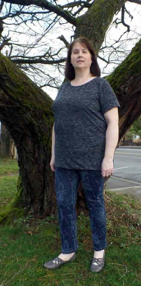Sabrina Slims Pants Pattern