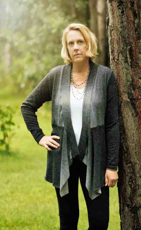 Canyon Cardigan view C