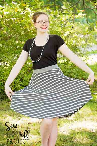 Love Notions Skater Skirt